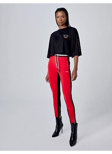Huxel Pantolon Kırmızı